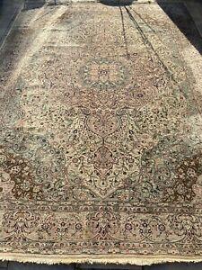 Kayseri Teppich Carpet Rug Orient Art Antik Perser Kunst Vintage Handgeknüpft XL