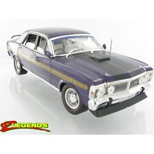 OZ Legends 1/24 Ford Falcon XY GTHO Wild Violet Diecast Model