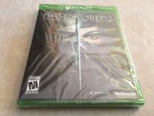 Dishonored 2 (Microsoft Xbox One, 2016) NEW