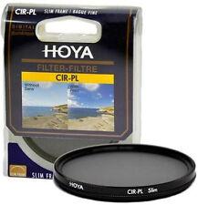 Hoya 55mm Circular Polarizer Slim Filter (UK)