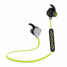 Bluetooth Headphones Noise Cancelling Sports Bluetooth Earbuds with Microphone