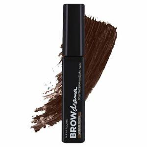 Maybelline BROW DRAMA Sculpting Eyebrow Mascara Taming Gel Medium Brown