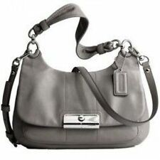 Coach Kristin Leather Hippie/Satchel Hobo purse 16931