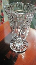 """Waterford Society Crystal Penrose Vase 1st Iss 8.5"""" 1995 O' Leary, RARE– Perfect"""