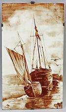 plaque d?image en céramique Voilier Motif de bateau voile 99845222