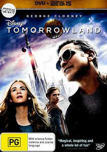 Tomorrowland -Rare Aus Stock Comedy DVD -Excellent