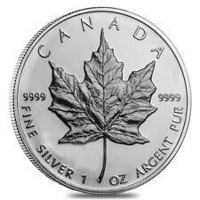 2003 $5 Canadian 1 oz Silver Maple Leaf BU (Sealed)