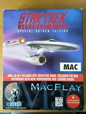 Star Trek Judgement Rites For Apple Macintosh