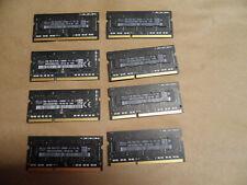 16GB DDR3 1600 MHz PC3-12800S Laptop Memory RAM mixed lot 8 x 2GB