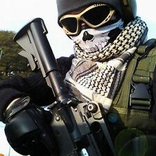Skull Mask Bandana Bike Neck Scarf Face Mask Outdoor Paintball Sport Headband