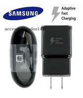 For Samsung Galaxy Note10 S8 S9 S10 Plus OEM 3.0 Fast Wall Charger Type-C Cable