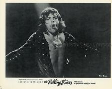 MICK JAGGER LADIES AND GENTLEMEN THE ROLLING STONES 1973 PHOTO ORIGINAL #2