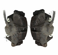 GENUINE FORD MONDEO MK3 FRONT BRAKE CALIPERS & CARRIERS PAIR 2001 - 2007