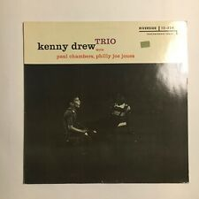 KENNY DRWE TRIO ~ JAZZ LP ~ RIVERSIDE REISSUE  ~ GERMAN PRESSING