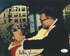 (SSG) DREW CAREY & KATHY KINNEY Signed 10X8 Color Photo - JSA (James Spence) COA