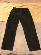 Levi's 550 Relaxed Fit Jeans 33 x 30 No Inside Tag