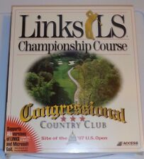 Links LS Championship Course: Congressional Country Club (Windows/Mac, 1998)