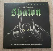 Todd McFarlane's SPAWN - Uncut Version Special Edition Laserdisc Free Shipping