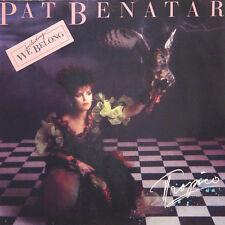 PAT BENATAR Tropico Chrysalis 206 582 GER Press 1984 LP