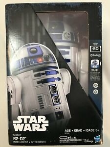 R2-D2 Star Wars Smart App Enabled Intelligent Droid Talks Dances Hasbro Disney