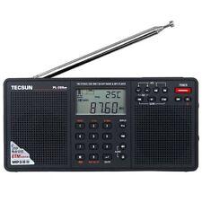 Tecsun PL398MP DSP Digital AM/FM/LW Shortwave Radio with Dual Speakers MP3