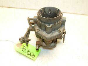 John Deere 318 Tractor Onan B43G 18hp Engine Carburetor
