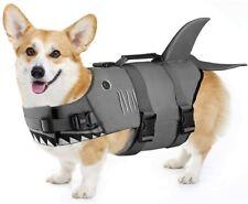 Dog Life Jacket Pet Flotation Vest Dog Lifesaver Dog Life Preserver for
