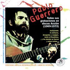 PABLO GUERRERO-TODAS SUS GRABACIONES  (1969-1972)-CD