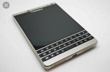 BlackBerry Passport - 32GB - Silver Edition -Unlocked Smartphone