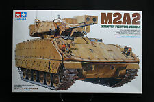 XE022 TAMIYA 1/35 maquette tank char 35152 2400 M2A2 Infantry fighting vehicle