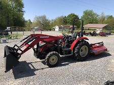 2018 YT347 YANMAR TRACTOR DEMO ONLY 38HRS COMES W/ LOTS OF EQUIPMENT!!!!!!!