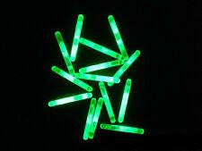 500 x Mini Fishing Glow Sticks Mini Glow Stick Fishing Lure - Wholesale Job Lot