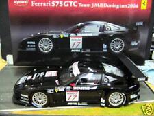 FERRARI 575 GTC 575GTC FIA GT 2004 JMB Donington Siemens #17 1:18 Kyosho