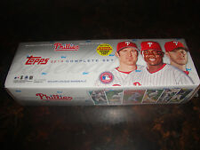 2010 Topps Baseball---Complete Set---Phillies Edition---Factory Sealed--Posey RC
