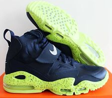 NIKE AIR MAX EXPRESS MIDNIGHT NAVY BLUE-VOLT SZ 9 [525224-401]