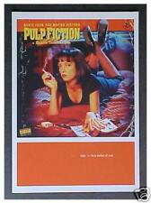 'PULP FICTION' Soundtrack Promo.Postcard New - SIMPLY VINYL
