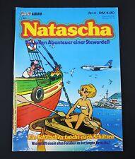 Natascha / Die tollen Abenteuer einer Stewardeß / Nr. 4 / Comic /