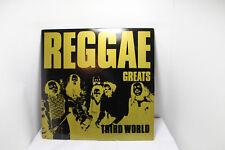 "reggae greats third world LP 12"" vinyl"