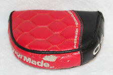 TaylorMade Os Mid Mallet Putter Headcover Head Cover (Good Condition)