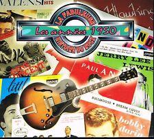 CD Album: la fabuleuse histoire du rock: les années 50. dial 2 cds. D1