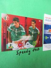 Copa America Cile 2015 Double Trouble Marquez Jiminez Mexico Panini Adrenalyn