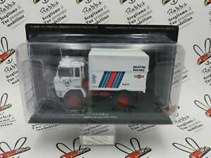 """Die Cast """" Iveco 80-16 Martini Racing (1991-1992) """" Scale 1/43"""