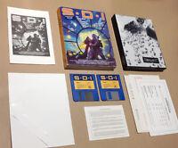 S.D.I / SDI (Cinemaware, 1986) - Atari ST