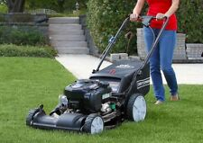 Self Propelled Lawn Mower Push Grass Cutter Craftsman Lawn Tools Briggs Stratton
