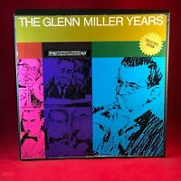 VARIOUS The Glenn Miller Years 1966 UK 6 X Vinyl LP Box Set EXCELLENT CONDITI #
