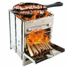 Outdoor Grill Portable Charcoal Grills Barbecue Cooking Tool Grilling Tools Bl