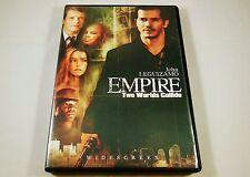 Empire DVD John Leguizamo, Peter Sarsgaard, Denise Richards, Sonia Braga
