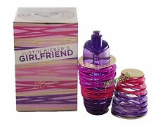 GIRLFRIEND 3.4/3.3 OZ EDP SPRAY FOR WOMEN NEW IN A BOX BY JUSTIN BIBER