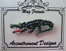 Accoutrement Designs Alligator Needle Minder Magnet
