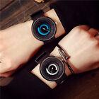 Fashion Lovers Watch Men Women Leather Strap Quartz Analog Wrist Watch Watches